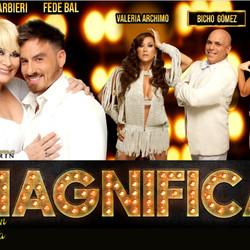 """Llega """"Magnífica"""", con Carmen Barbieri, Fede Bal,Valeria Archimó,Sol Pérez y el Bicho Gómez"""