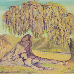 Selección exhibida de las obras que conforman la Colección de Arte Sacro