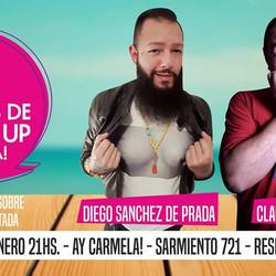 Noches de Stand Up de Acá! en Ay Carmela!