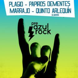 El Pre Azul Rock tendrá su tercera fecha este domingo