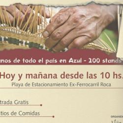 Nueva edición de la Fiesta por el Día Mundial del Artesano