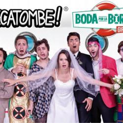 "Hecatombe! presenta la comedia ""Boda por la Borda"""