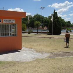 Oficina de Turismo en verano - Balneario Municipal