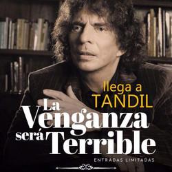 """Alejandro Dolina llega a la ciudad para hacer """"La Venganza será Terrible"""""""