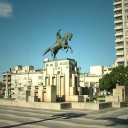 Acto oficial por el aniversario del nacimiento del General José de San Martín