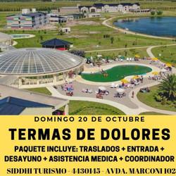 TERMAS DE DOLORES