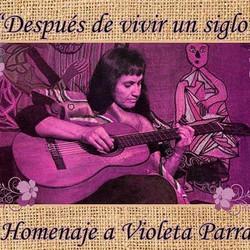 Artistas olavarrienses homenajean a Violeta Parra