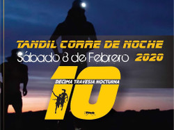 """Llega la travesía """"Tandil Corre de noche"""" 10° edición"""