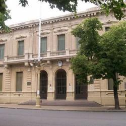 Escuela Normal Bernardino Rivadavia