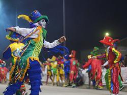 Tres noches de color y ritmo para los Corsos