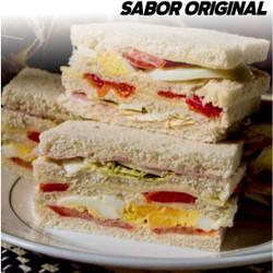 Sandwiches de miga - SuperMiga.com