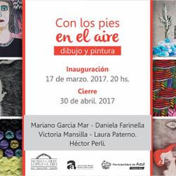 """Se presentará la muestra """"Con los pies en el aire"""" en el Museo López Claro"""
