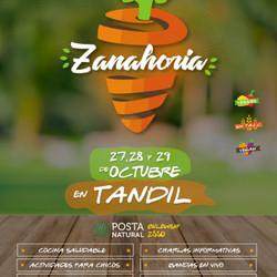 Zanahoria - Festival Saludable