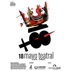 Nuevo fin de semana para disfrutar del Teatro Tandilense