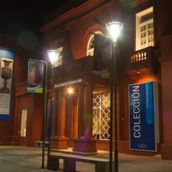 Se inauguró la muestra de artistas locales en el Museo Dámaso Arce