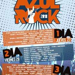 Nueva edición del Azul Rock