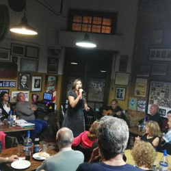 #TangoPorLosBares   Con 40 cantantes, este domingo se realizará el gran cierre