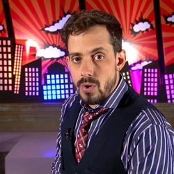 El humorista Radagast llega en septiembre al Teatro Municipal