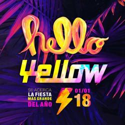 Comienza el año con la Yellow Fest 2018