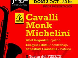 Altovoltaje en Tandil ( Civalli, Monk y Michelini)