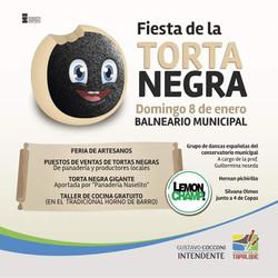 """Tapalqué prepara una nueva """"Fiesta de la Torta Negra"""""""