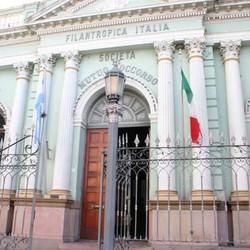 Sociedad Filantrópica Italiana de Socorros Mutuos