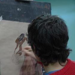 """Escuela Nacional de Bellas Artes """"Luciano Fortabat"""""""