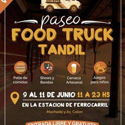 Las más variadas opciones gastronomicas en el nuevo evento de Food Truck