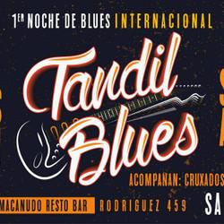 "Se realizará una noche a pura música internacional en el ""Tandil Blues"""