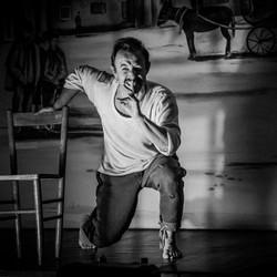 Con un artista italiano abre Otoño Azul Escenario Internacional
