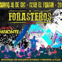 """""""Forasteros Blues"""" festeja sus 4 años en Club El Fortín"""
