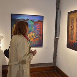 """Se presentará en el Museo Municipal de Arte López Claro la muestra """"Retrospectiva"""" de Rosmari Álvarez Frigerio"""