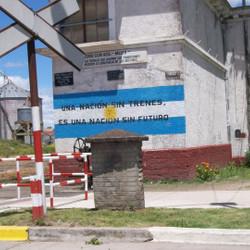 Museo Ferroviario - Ferro Club Azul