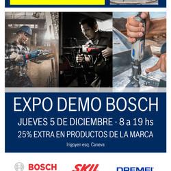Expo DEMO BOSCH