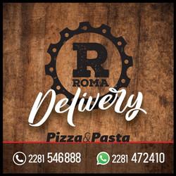 Roma Delivery, una opción gastronómica con un nuevo formato