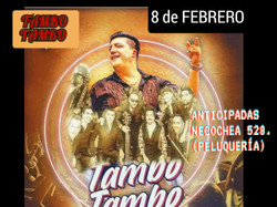 Tambó Tambó este sábado tocará en Mute Bailable