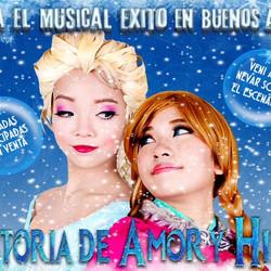 """Llega el infantil """"Historia de Amor y Hielo"""" con la música de Frozen"""