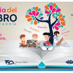 A fines de agosto se inaugurará la 25ª Feria del Libro