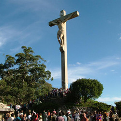 Via Crucis y Monte Calvario
