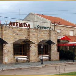Hotel Avenida - Termas