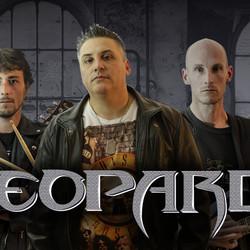 Debut oficial de Leopard, una banda de Hard Rock Metal