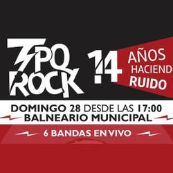 """El 28 de enero se realizará """"Tapalqué Rock"""""""