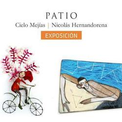 """""""Patio"""", nueva exposición en Oliva Drys Espacio de Arte"""