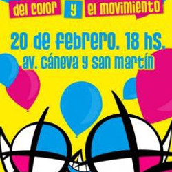 """Comenzaron los trabajos en las diferentes sedes para el """"Carnaval infantil del color y el movimiento"""""""