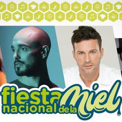 Abel Pintos, Axel y otros artistas actuarán en la Plaza para la Fiesta Nacional de la Miel