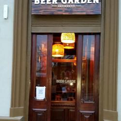 Cervecería Beer Garden