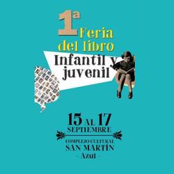 Azul disfrutará de la 1º Feria del Libro infantil y juvenil
