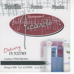 """Restaurante """"Ricardo"""""""