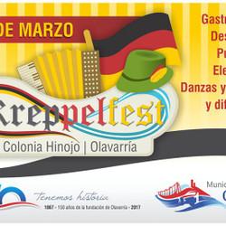 Colonia Hinojo se prepara para la 7ª Kreppelfest
