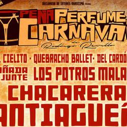 """""""La Chacarerata Santiagueña"""" tocará en la peña Perfume de Carnaval"""